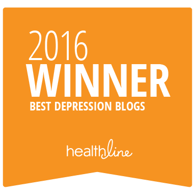 depression best blogs badge