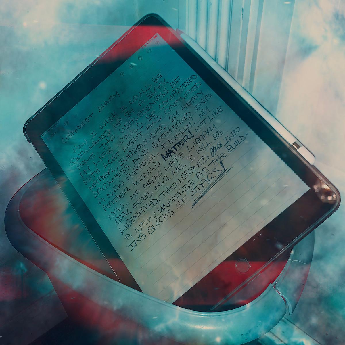 Throw-Away iPad